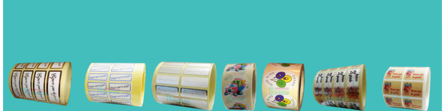 Etiquetas Adhesivas Deseo que te guste