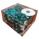 Caja Decoración Verde