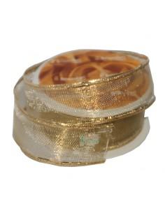 Cinta  Decorativa Oro calado