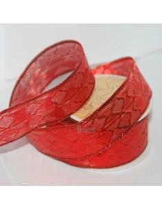 Lazo decorativo Rojo con...