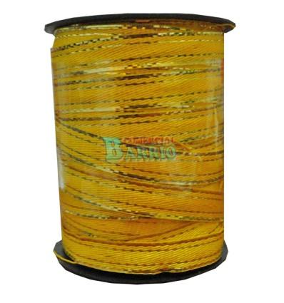 Cinta Decorativa Amarilla