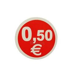 Etiquetas para precios 0,5€