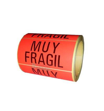 Etiquetas Adhesivas Muy Frágil