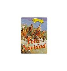 """Etiquetas Navidad """"Feliz Navidad"""" Reyes"""