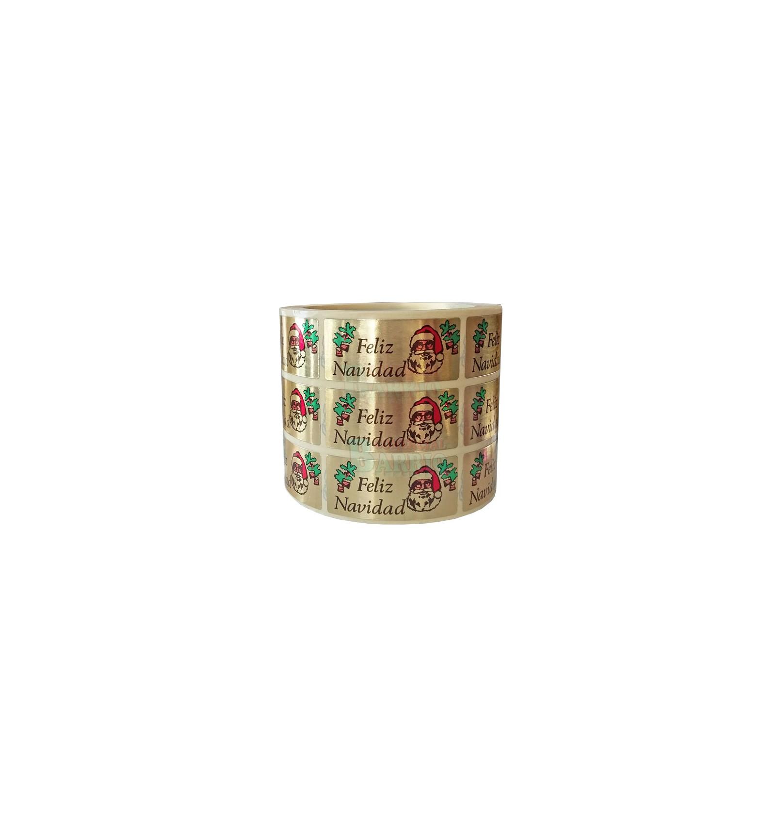 Caja Decorativa Papa Noel