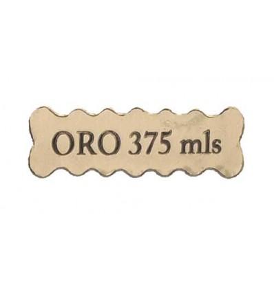 """Etiquetas para joyería """"Oro 375 milesimas"""""""