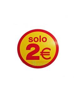 Etiquetas Adhesivas solo 2€