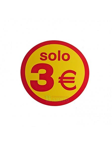 Etiquetas adhesivas solo 3€