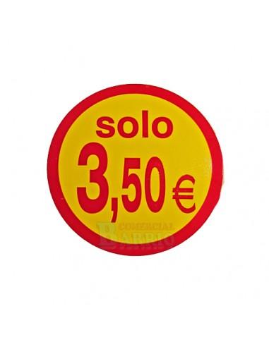 Etiquetas adhesivas solo 3,5€