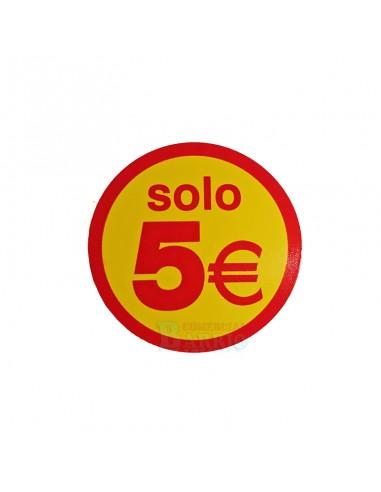 Etiquetas adhesivas solo 5 Euros