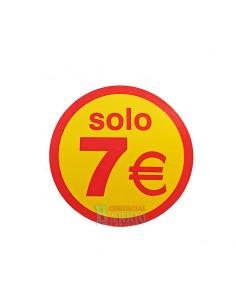 Etiquetas adhesivas solo 7€