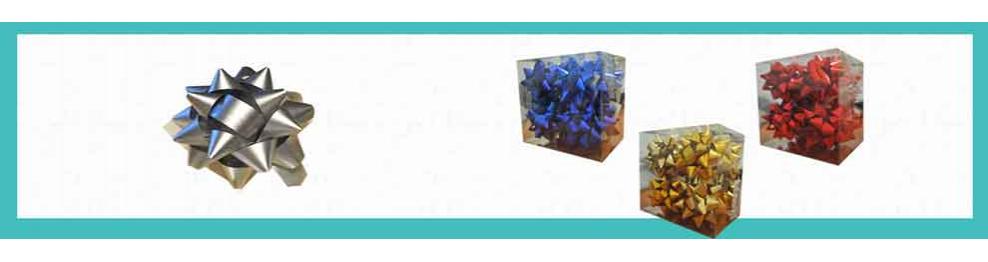 Cajas de moñas para regalos, amplia variedad de colores y modelos
